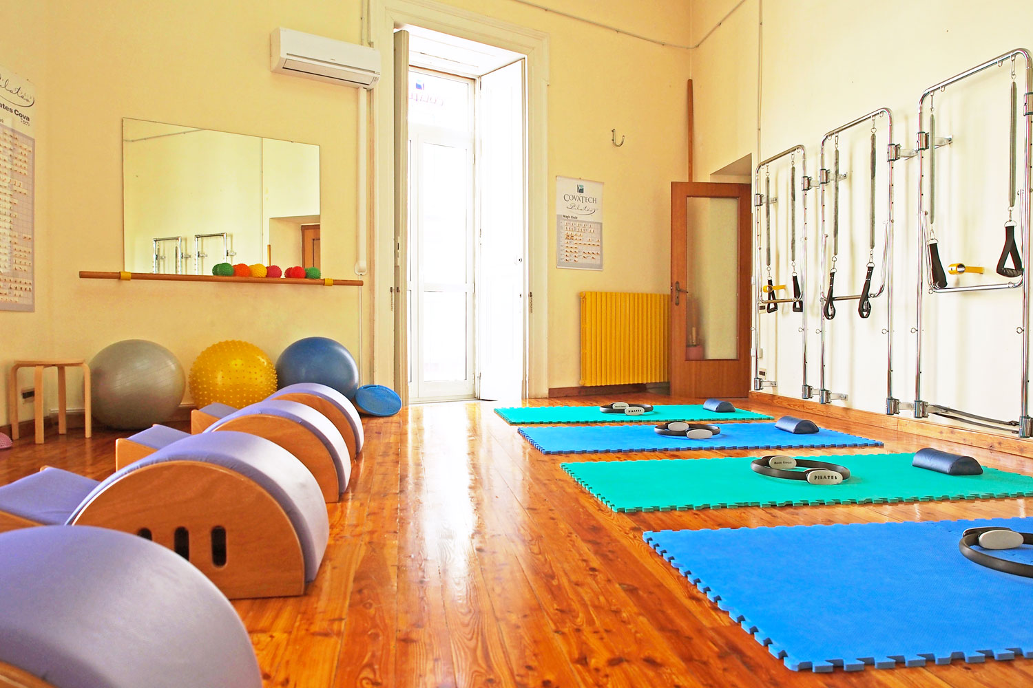 Pilates Matwork Napoli
